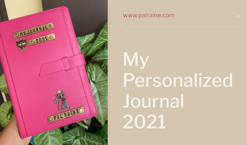 My Personalized Journal 2021