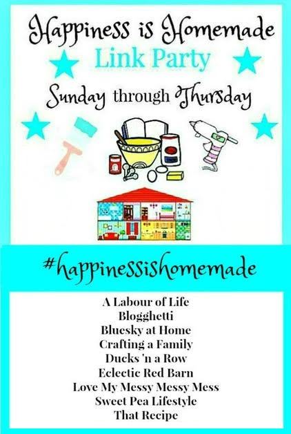 Happiness Is Homemade Link Party 248 ~ Crafting a Family