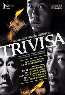 Tam Đại Tặc Vương - Trivisa (2016)