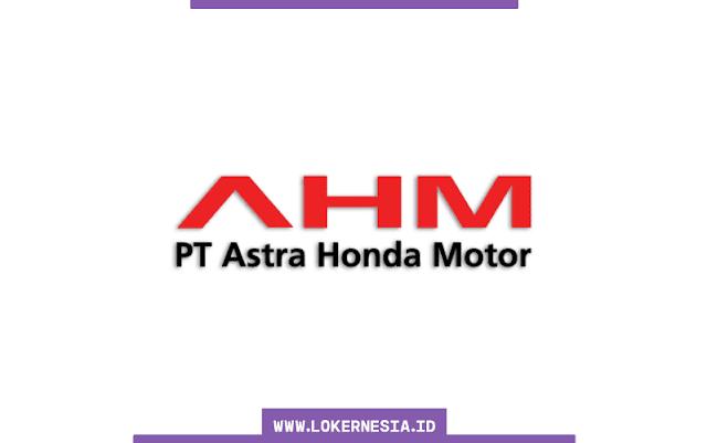Lowongan Kerja Astra Honda Motor September 2021