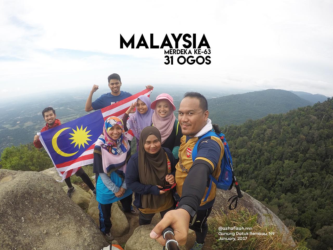 Malaysia 63 Tahun Merdeka
