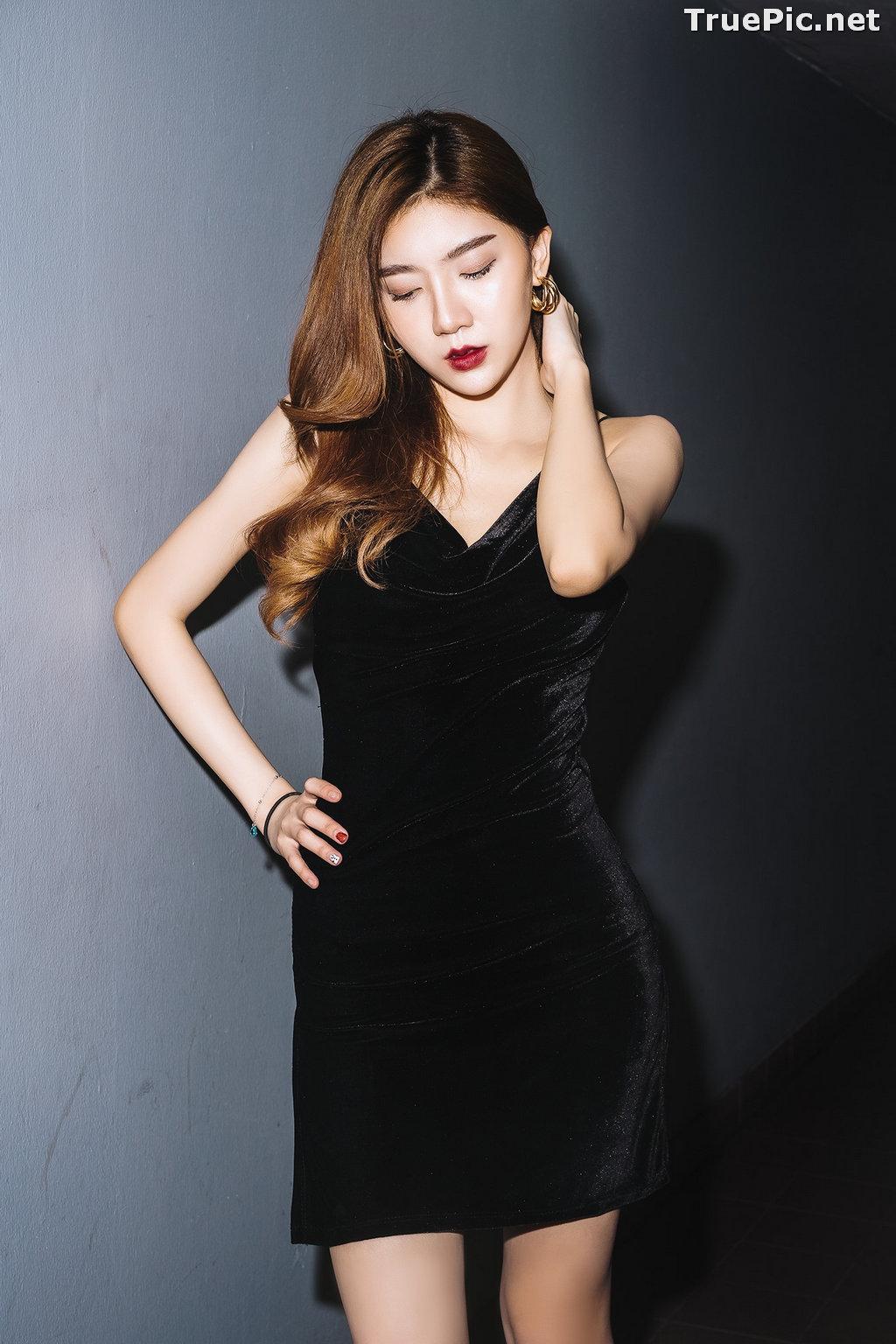 Image Thailand Model - Sasi Ngiunwan - Black For SiamNight - TruePic.net - Picture-36