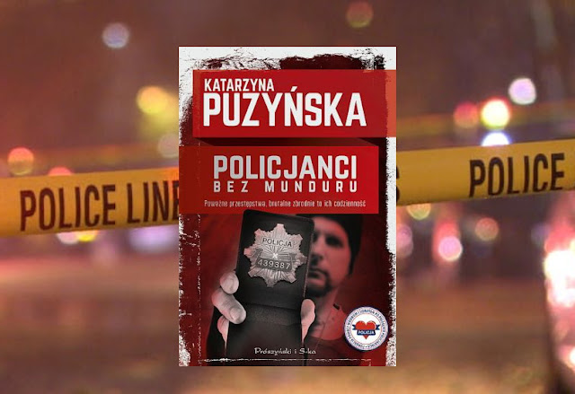 #415. Policjanci. Bez munduru - Katarzyna Puzyńska