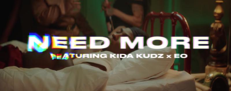 "[Video] Reekado Banks – ""Need More"" ft. Kida Kudz, EO #Arewapublisize"