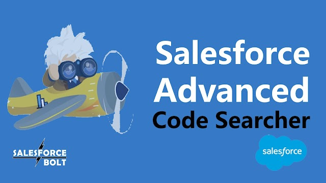 Salesforce Advanced Code Searcher