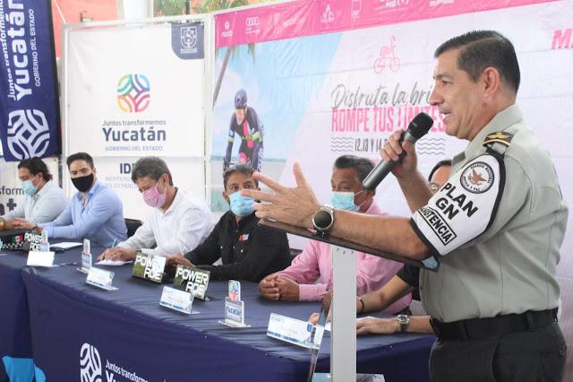 Atletas internacionales participarán en el MZ tour de Ciclismo