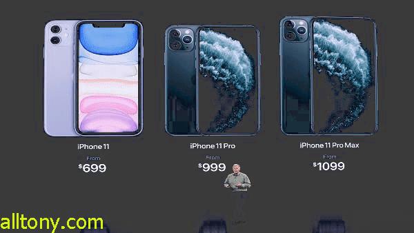 سعر ومواصفات هواتف آيفون 11 وآيفون 11 برو وآيفون 11 برو ماكس
