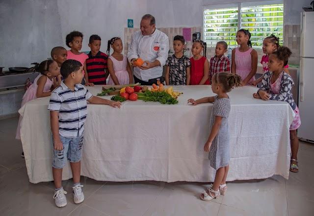 World Vision y el chef Leandro Díaz realizarán master class en favor de la atención de niños en zonas vulnerables