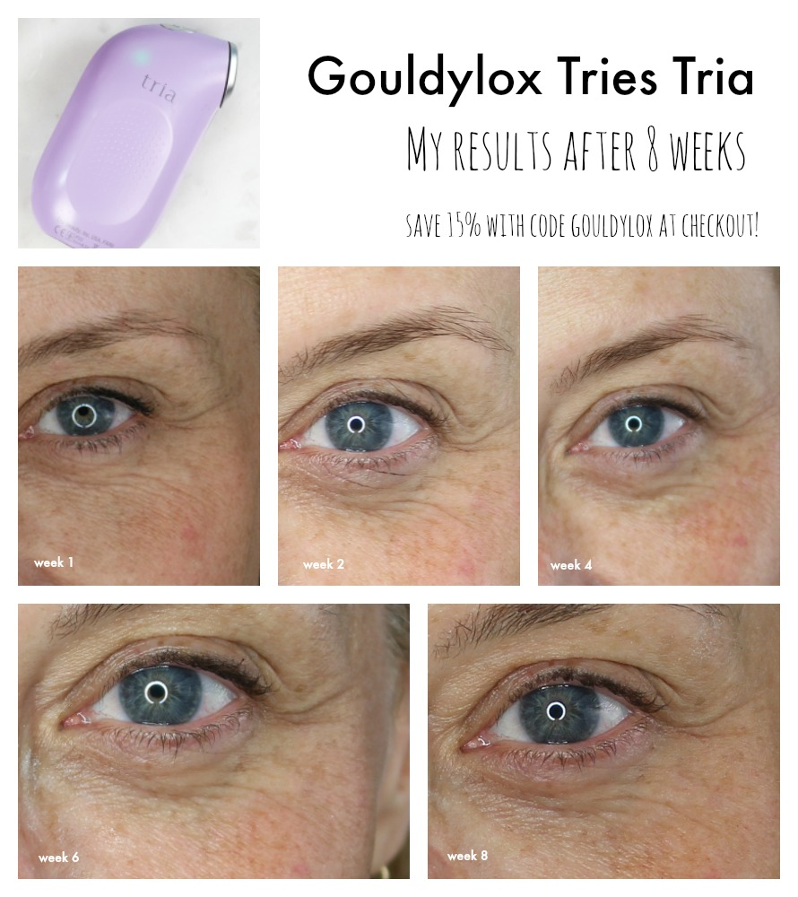 Tria Beauty, Gouldylox.com