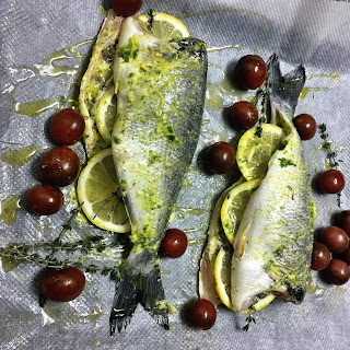 The easiest dinner you 39 re not making baked whole fish for Clove oil fish