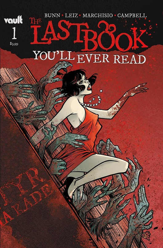 Last Book You'll Ever Read #1
