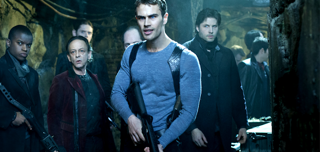 Theo James în Underworld: Awakening
