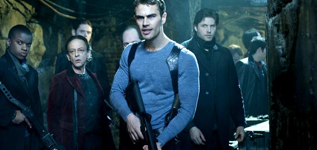 Theo James în Underworld: Awakening