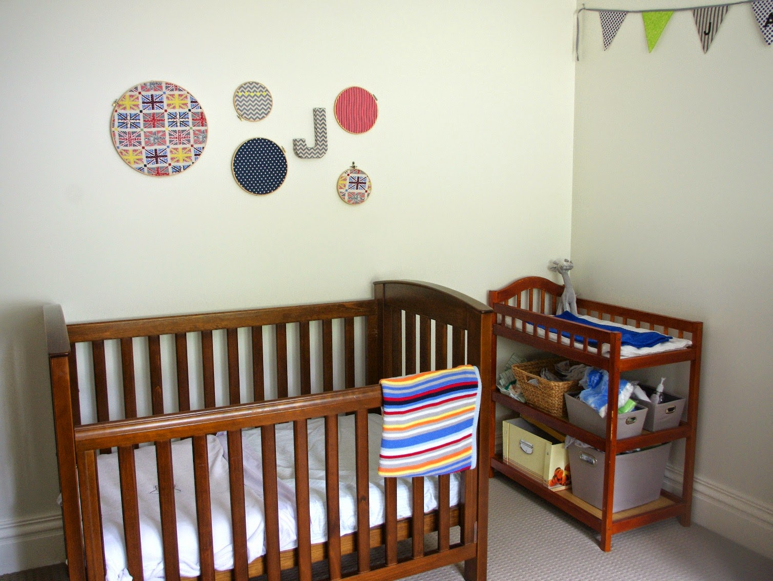 Diy Nursery Ideas On A Budget The