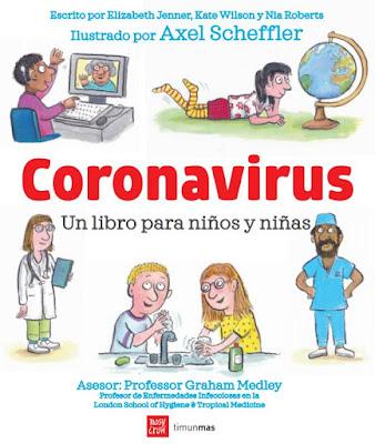 TimunMas y Estrella Polar regalan el libro CORONAVIRUS