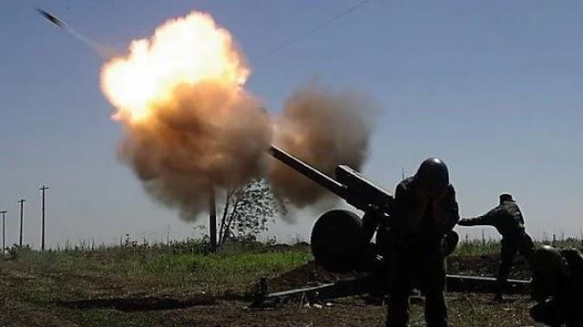 На Донбасі бойовики обстріляли з міномета вантажний автомобіль, внаслідок чого загинув український військовий