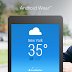 AccuWeather Updated with Android Wear Compatibilty