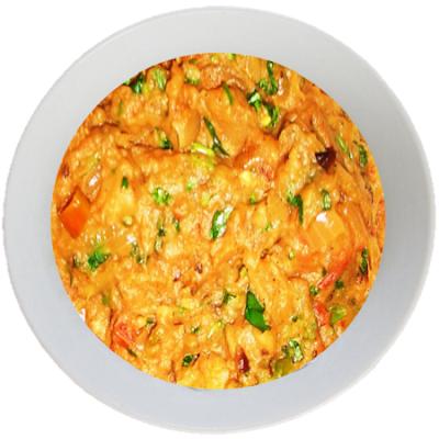 Spicy-Gravy-Brinjal-Veg-With-Potato-Recipe.
