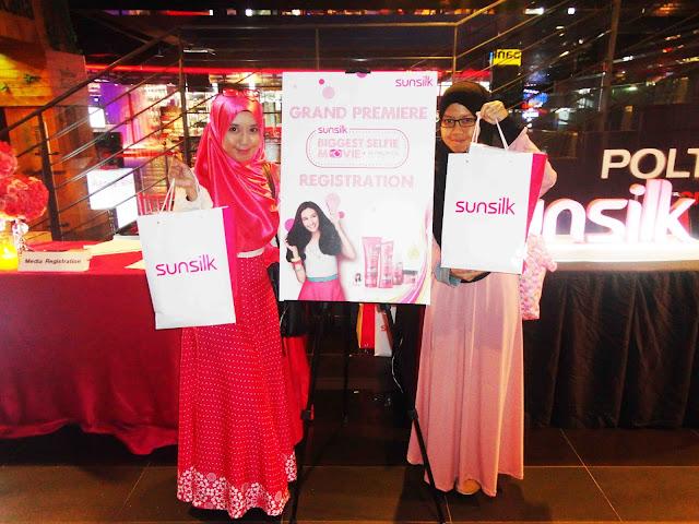 Pemenang Utama Sunsilk Biggest Selfie Movie Malaysia