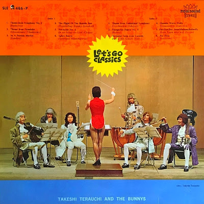 Takeshi Terauchi & The Bunnys - Let's Go Classics (1967 Japan)