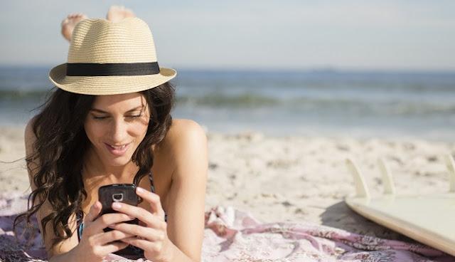 Como usar o celular em Miami