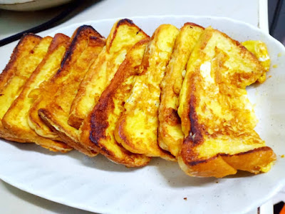 Resepi Roti Telur Yang Amat Ringkas