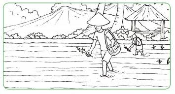 Soal Bahasa Indonesia Kelas 1 Bab  2 – Kegiatan