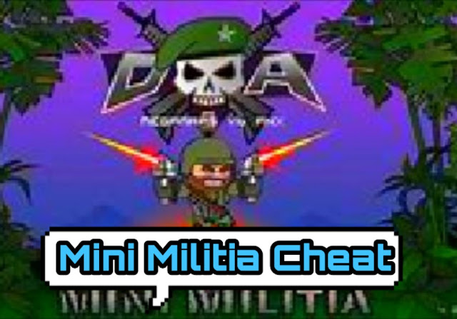 Mini militia cheats