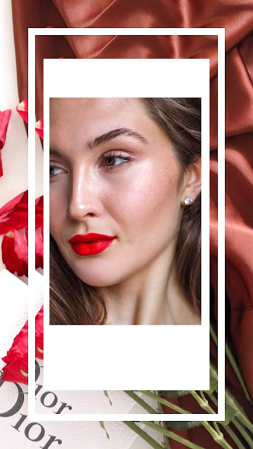 rouge dior ultra care red lipstick shade 999