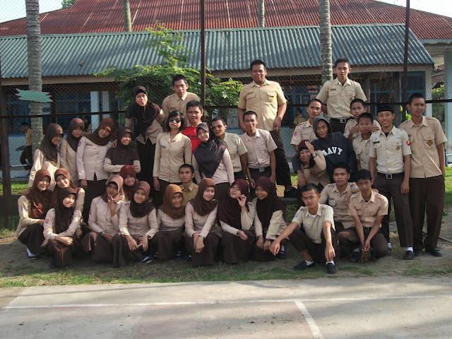 SISWA SMA NEGERI 1 PINRANG ANGKATAN 2008