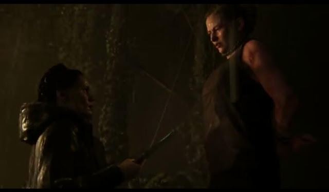 Third screenshot from Last of Us II trailer