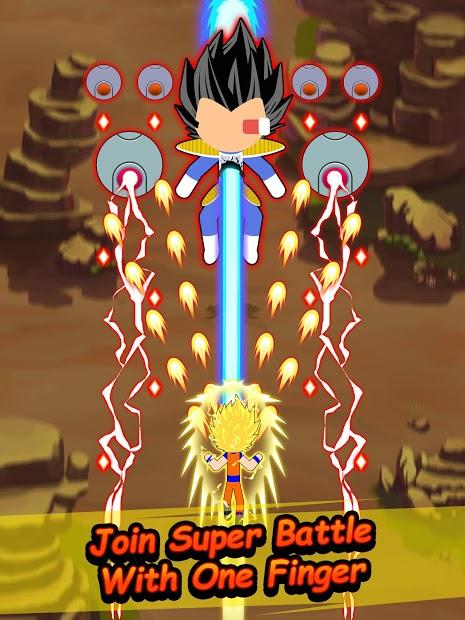 Stick Super Battle Hileli APK