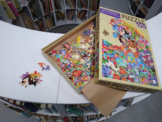 """Sen królewny"" puzzle - recenzja"