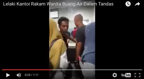 Cerita Sebenar Lelaki kantoi skodeng wanita kencing di Langkawi