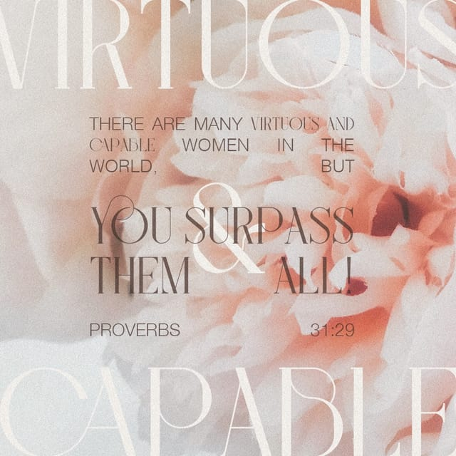 Celebrate the woman who inspire you.