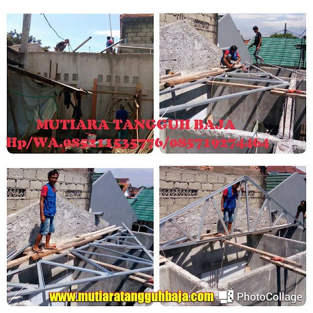 Distributor Utama Genteng Metal Sakura Roof Termurah di Jabodetabek