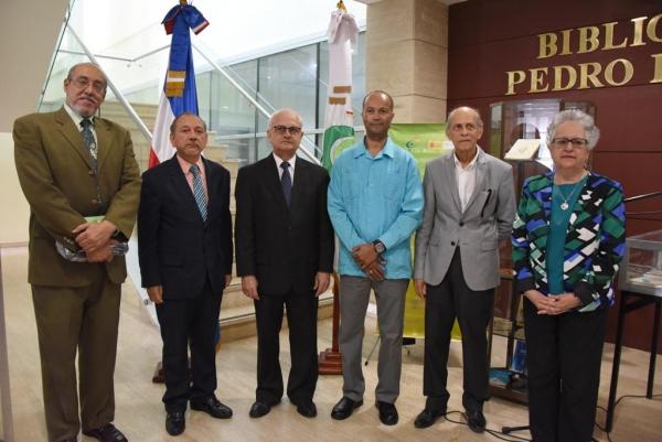 Inauguran en BNPH exposición bibliográfica de poetas pertenecientes a la generación de los 70