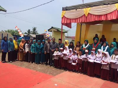 Pemkab Batu Bara Realisasikan Bantuan Seragam Sekolah