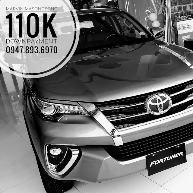 2017 Toyota Year-End Sale by Marvin Masongsong