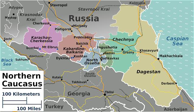 peta dagesta rusia