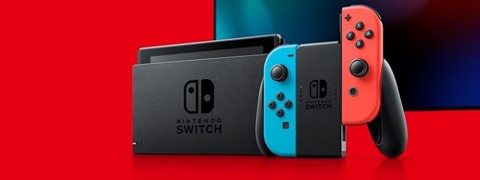 Nintendo diz que não trará jogos físicos ao Brasil, mas veio para ficar
