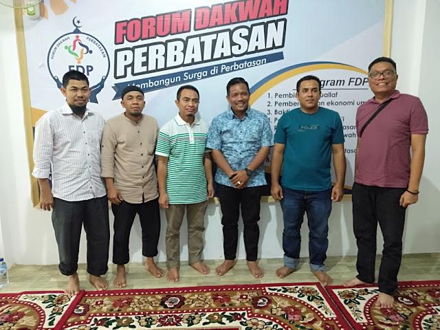 PT Mifa Bersaudara Jalin Kerja Sama dengan FDP Untuk Atasi Problematika Ummat Islam Kedepannya