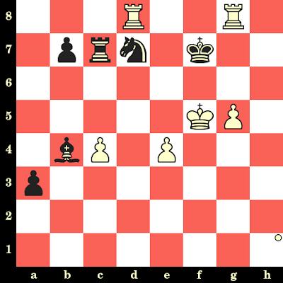 Les Blancs jouent et matent en 4 coups - Yangyi Yu vs Magnus Carlsen, Internet, 2020