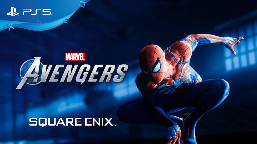 marvel's avengers spider-man ps4 exclusive peter parker sony playstation crystal dynamics eidos montréal square enix pc steam stadia ps4 xb1 xsx