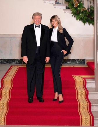 Trump's family Pictures, Is there any discord within the family?