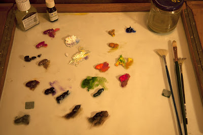 A Look At My Palette