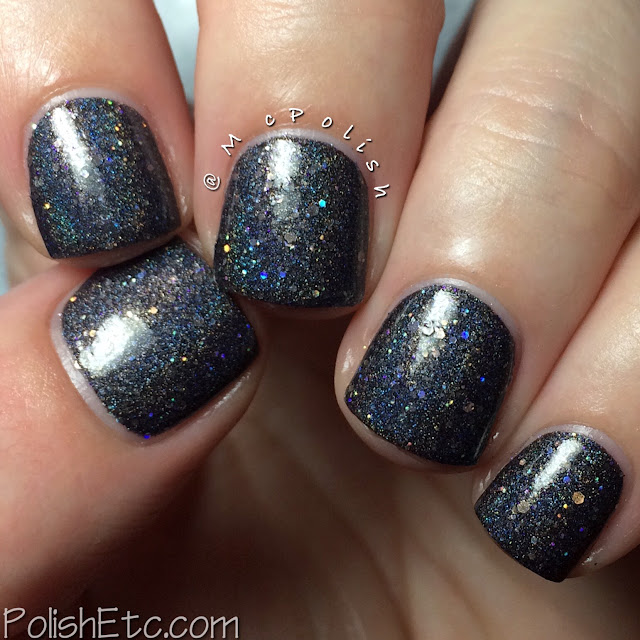 Femme Fatale - Ouija - Color4Nails exclusive - McPolish