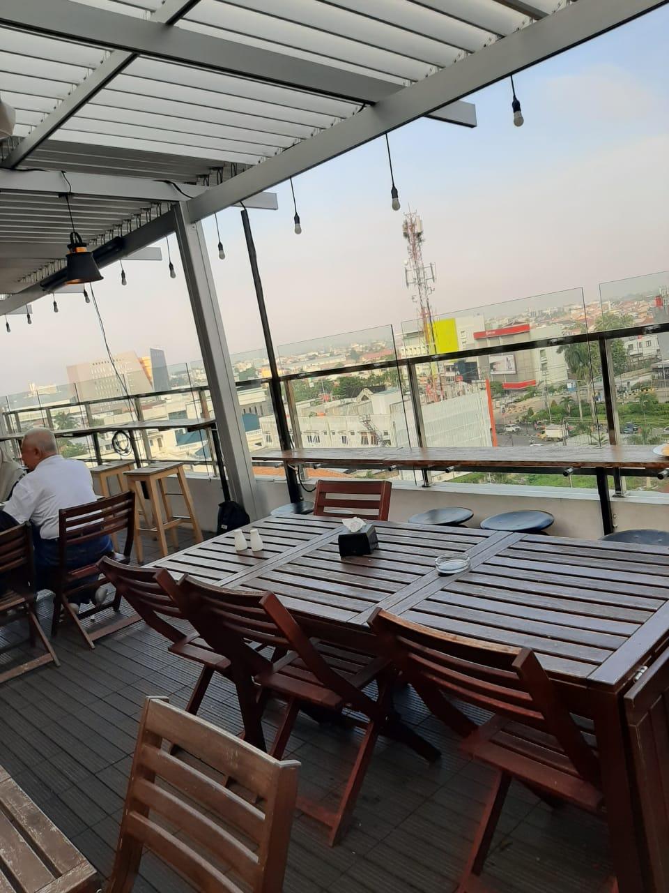 Ferreira Cafe Palembang