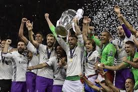 El Real Madrid se proclamó campeón