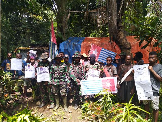 """Peringati 57 Tahun Aneksasi, Rakyat West Papua Tegas Menyatakan """"Tolak"""""""